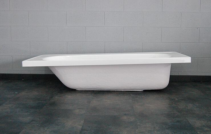 Vasche Da Bagno Vetroresina : Acryltech produzione vasche da bagno da sovrapposizione e piatti