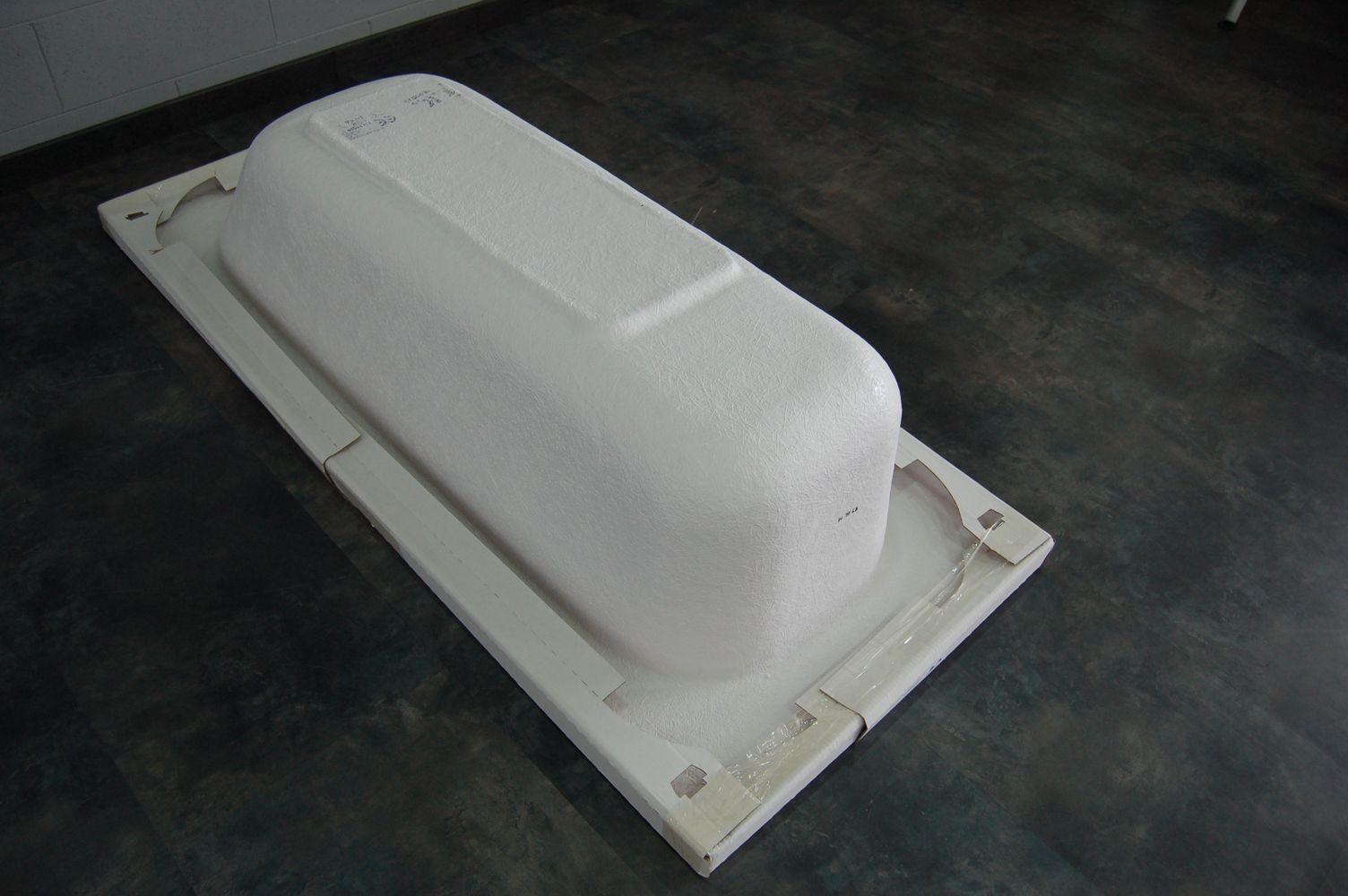 Vasca Da Bagno Vetroresina : Vasche da sovrapposizione produzione vasche da bagno acryltech