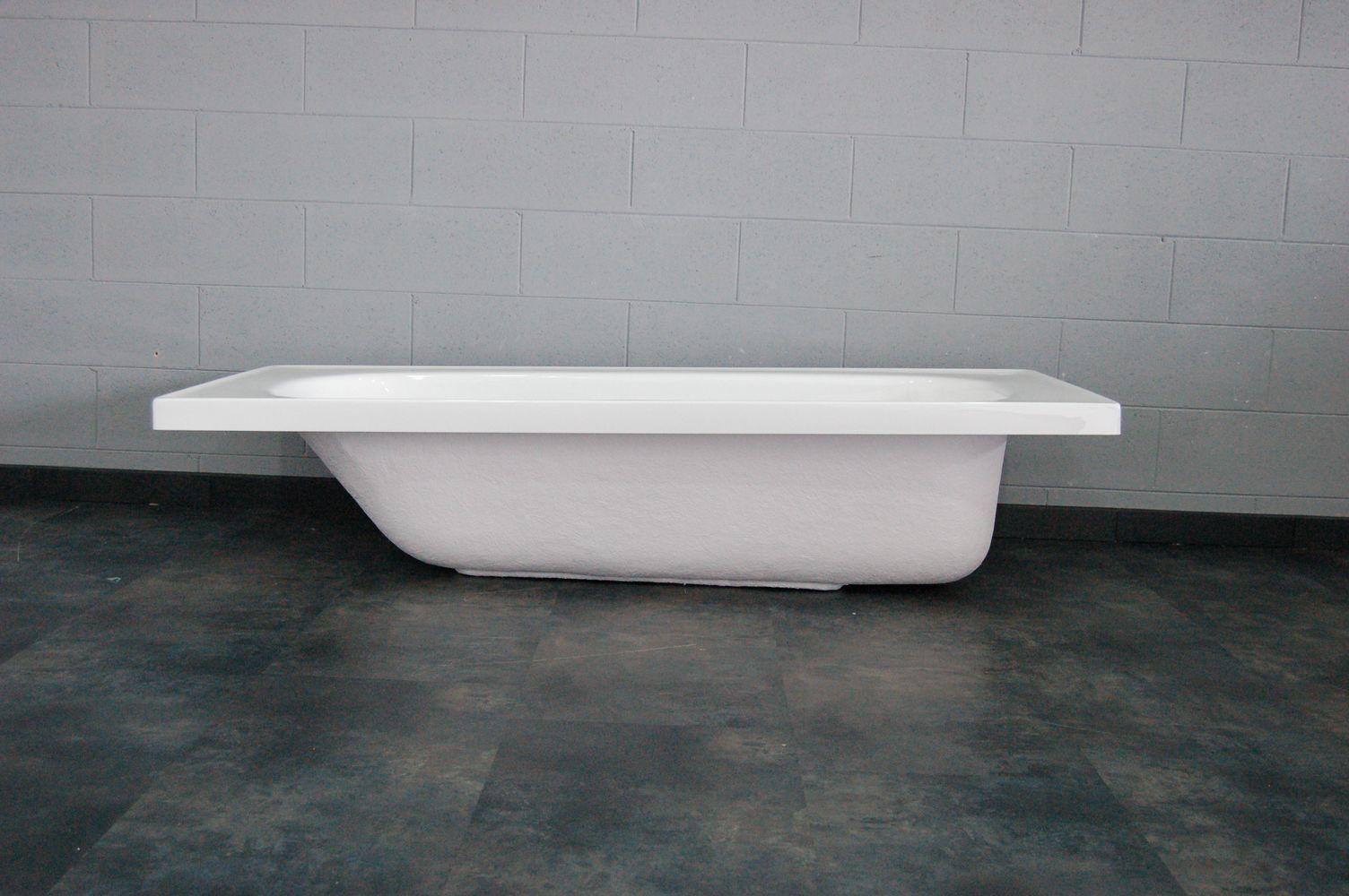 Vasche Da Bagno In Vetroresina Misure : Vasche da sovrapposizione produzione vasche da bagno acryltech