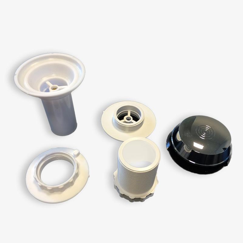 Accessori per trasformazioni da vasca in doccia - Kit di scarico
