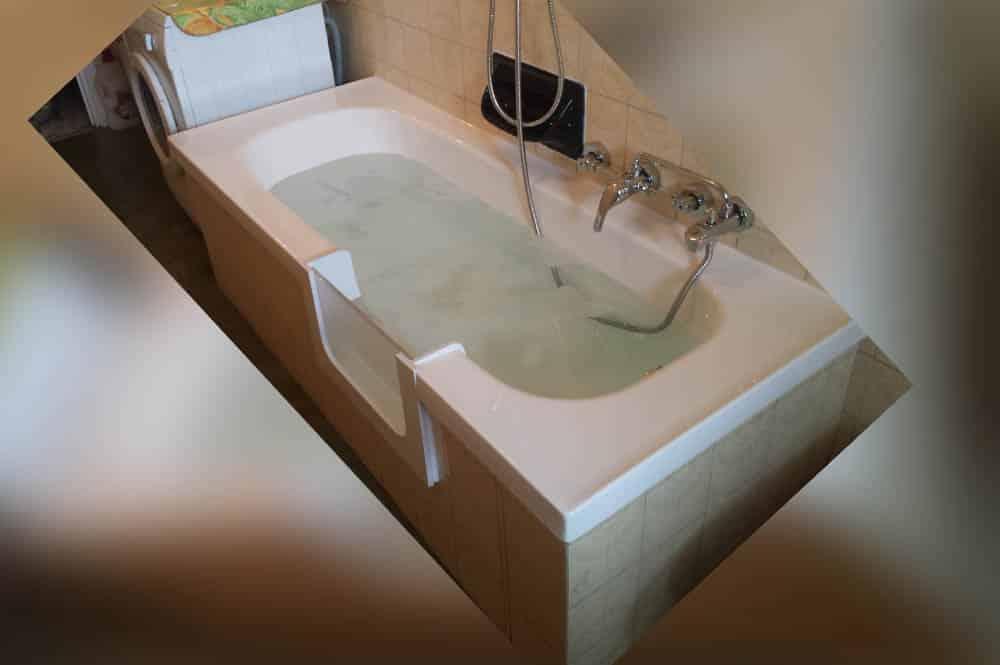 Sportello per vasca da bagno | Produzione vasche da bagno ...